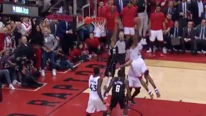 VIDEO: Kawhi Leonard Puts Giannis On A Poster With