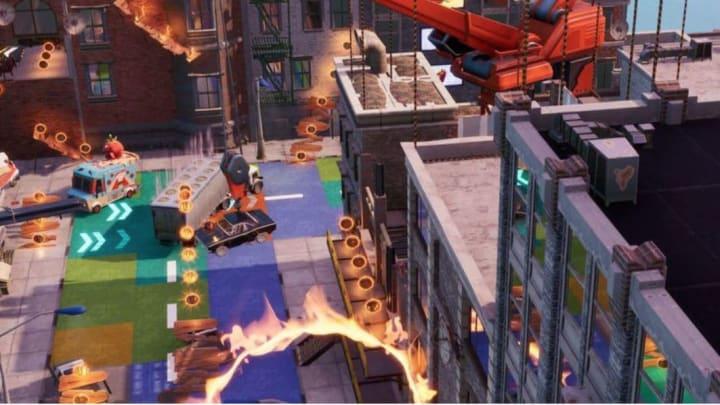 Fortnite Jonesy Near The Rooftops: How To Find Jonesy In