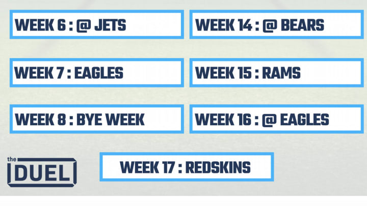 It's just an image of Nfl Week 8 Printable Schedule within football league