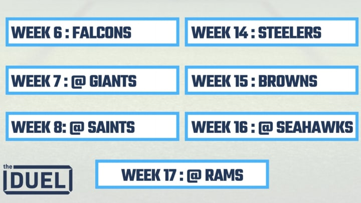 It is a photo of Steelers Printable Schedule with template