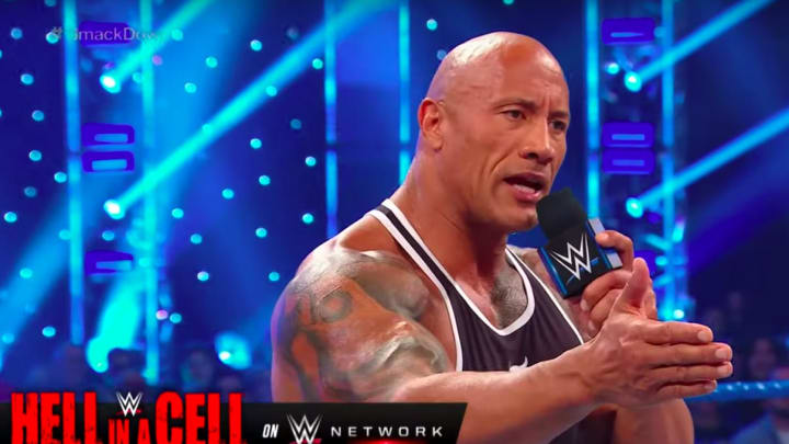 The Rock, SmackDown on FOX