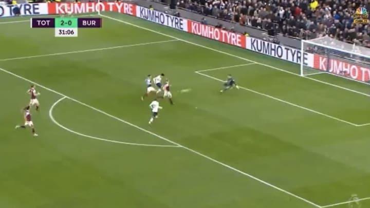 Tottenham's Son Heung-min scores amazing Premier League goal