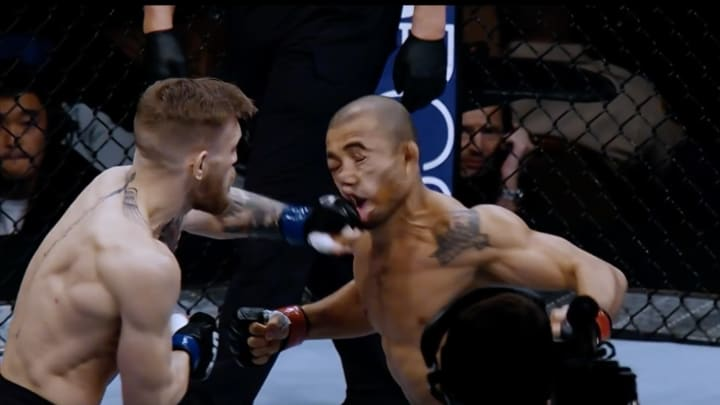Conor McGregor made UFC history with his 14-second knockout of Jose Aldo on December 12, 2015