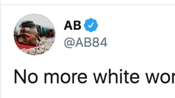 Antonio Brown's Thursday night Twitter rant