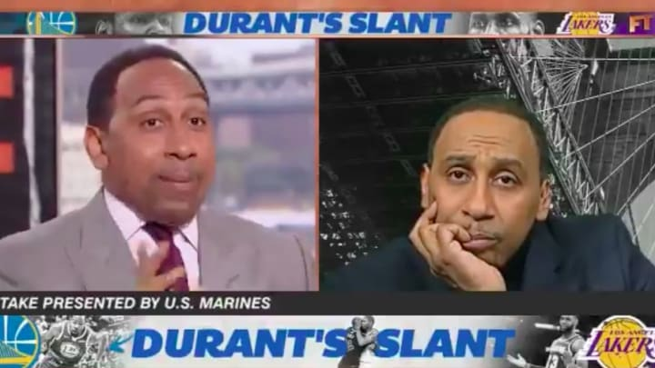 ESPN's First Take Host Stephen A. Smith