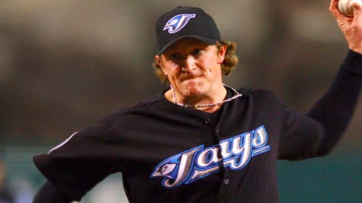 Blue Jays pitcher BJ Ryan