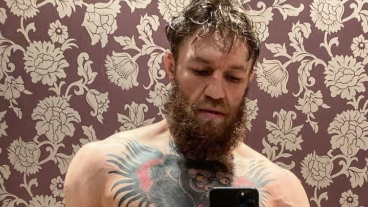 "Conor McGregor is gearing up for his UFC return in January against Donald ""Cowboy"" Cerrone."