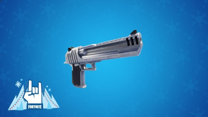 Fortnite's Hand Cannon has returned to Fortnite game modes for a day.