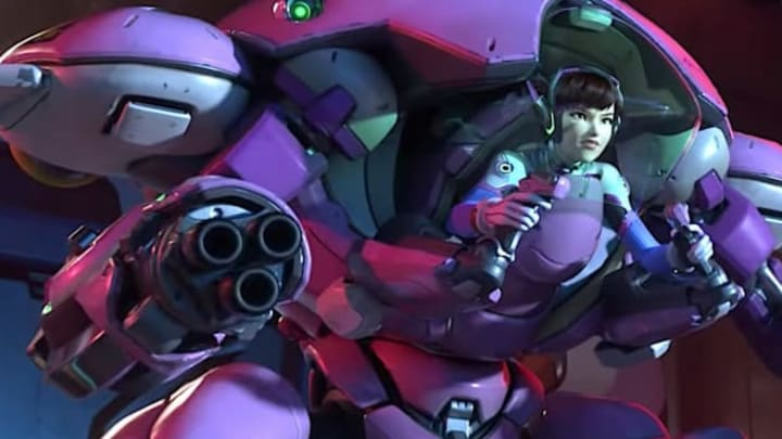 D.Va is to receive a buff to her boosters according to an Overwatch developer.