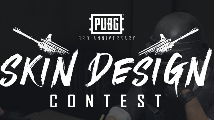 The PUBG Skin Design competition has proceeded to the public vote.