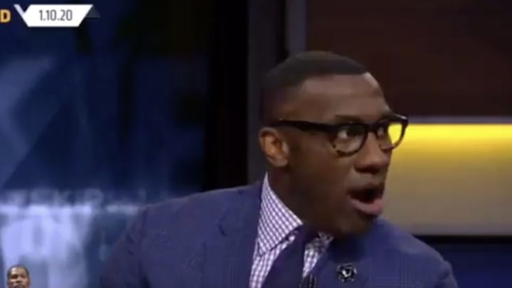 Undisputed's Shannon Sharpe refers to Kevin Durant as garden tool