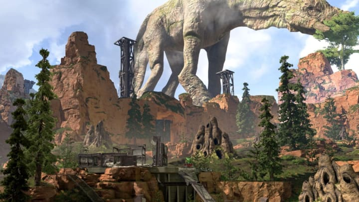 When is King's Canyon Coming Back to Apex Legends?