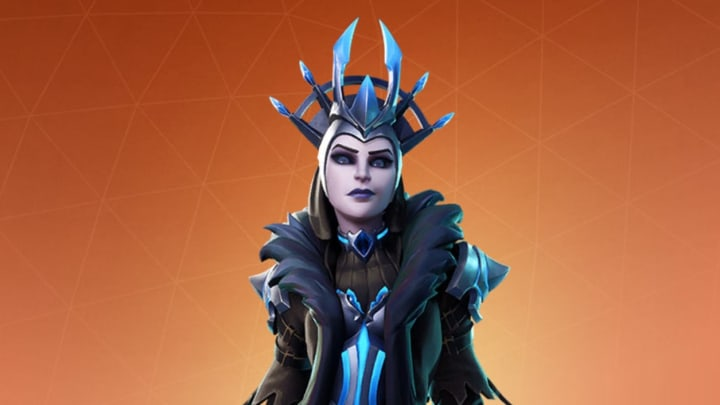 Fortnite Ice Queen skin recently left the store, so you'll need to wait a few months.