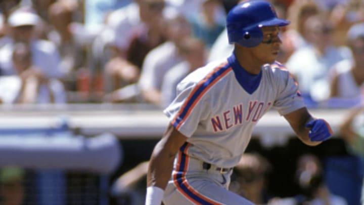 Mets legend Darryl Strawberry