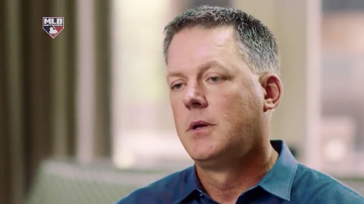Houston Astros manager AJ Hinch sign-stealing interview on MLB Network.