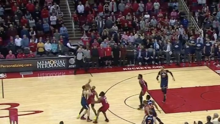 Houston Rockets lose to Utah Jazz on a ridiculous Bojan Bogdanovic shot