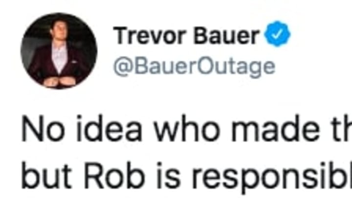 Cincinnati Reds pitcher Trevor Bauer ridiculed the leaked new MLB playoff proposal.