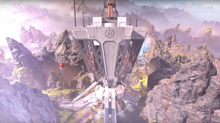 Finding the best landing spots for loot in Apex Legends Season 4 is important to your success.