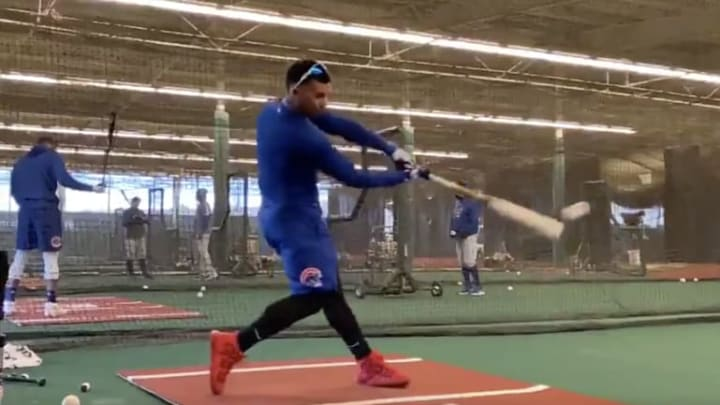 Javier Baez is primed and ready for 2020