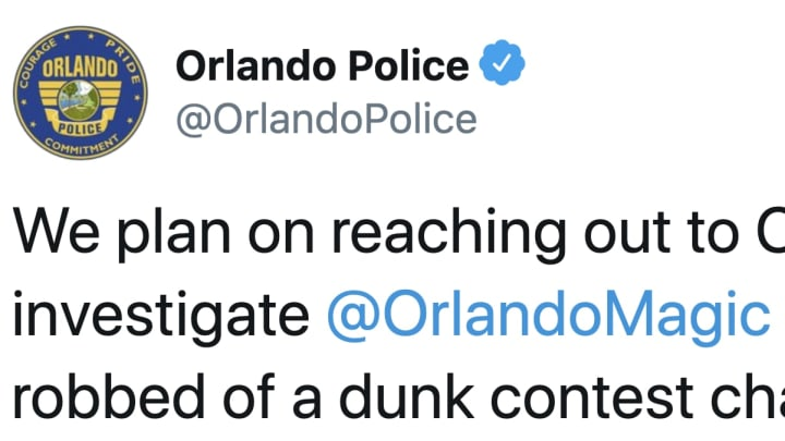 Orlando Police want answers on why Aaron Gordon didn't win