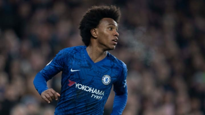 Arsenal Signing Willian for Free Would Be Smart Business, Despite His Age