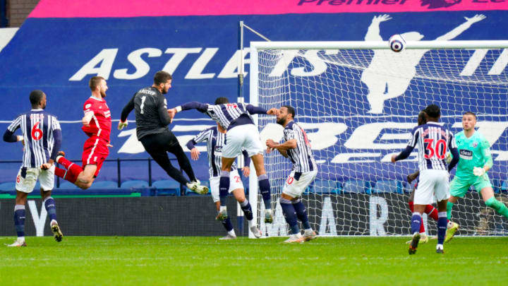 West Brom 1-2 Liverpool: Players ratings as Alisson - yes, Allison! - scores dramatic winner