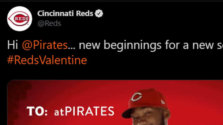 The Cincinnati Reds want to end their beef with the Pittsburgh Pirates.