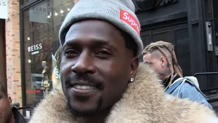 Antonio Brown is dead set on making it back to the NFL through any means necessary.