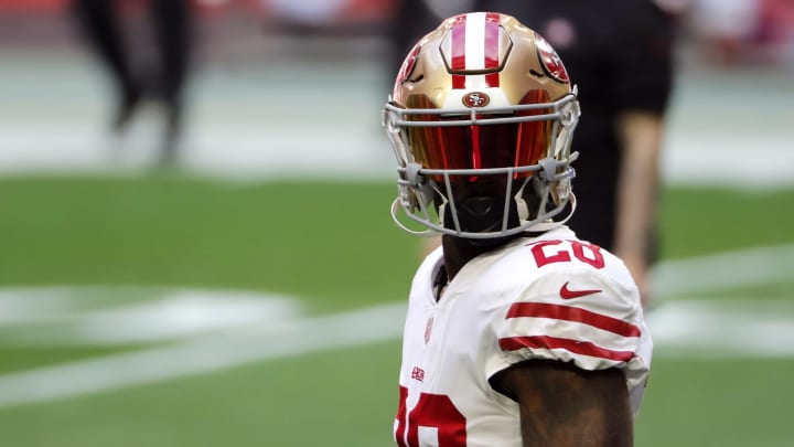 Running back Jerick McKinnon had harsh words for the San Francisco 49ers when talking about his upcoming free agency,