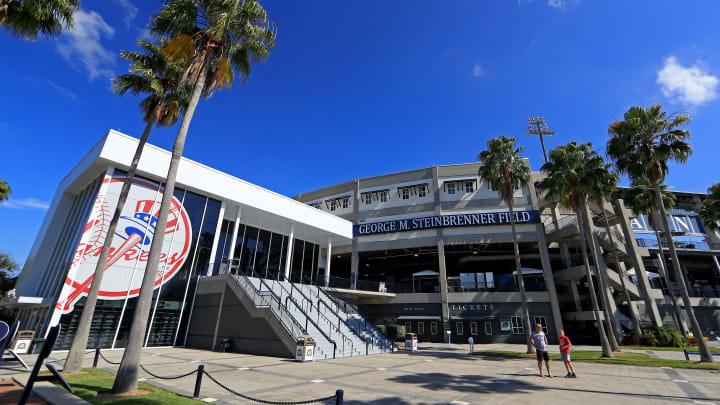 MLB Exploring Idea of Starting Season in Empty Spring Training Stadiums Might Be the Best Hope We Have