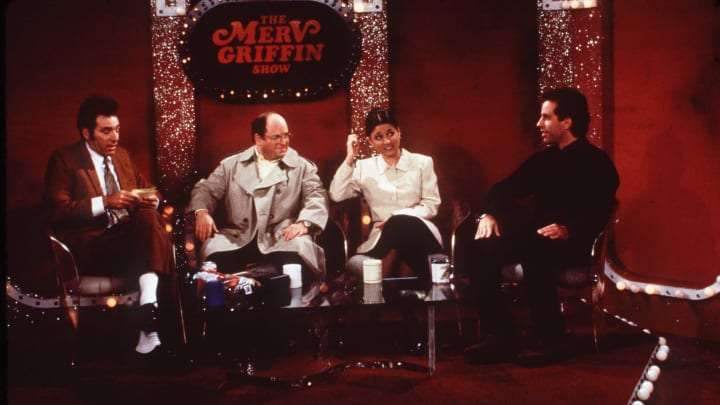 Seinfeld The Merv Griffin Show 1