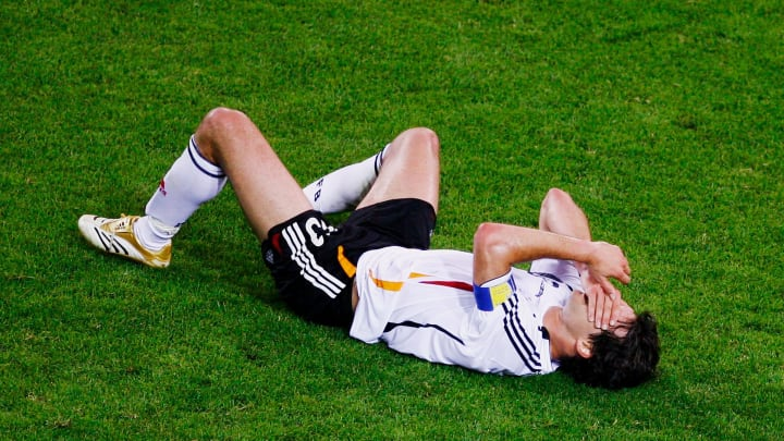 Ballack é um dos grandes jogadores europeus que nunca venceram Eurocopa