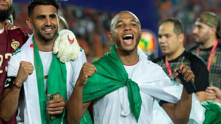 Riyad Mahrez, Yacine Nasr Brahimi