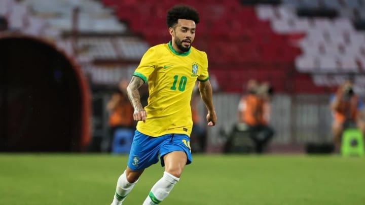 Corinthians RB Bragantino Claudinho Negociação