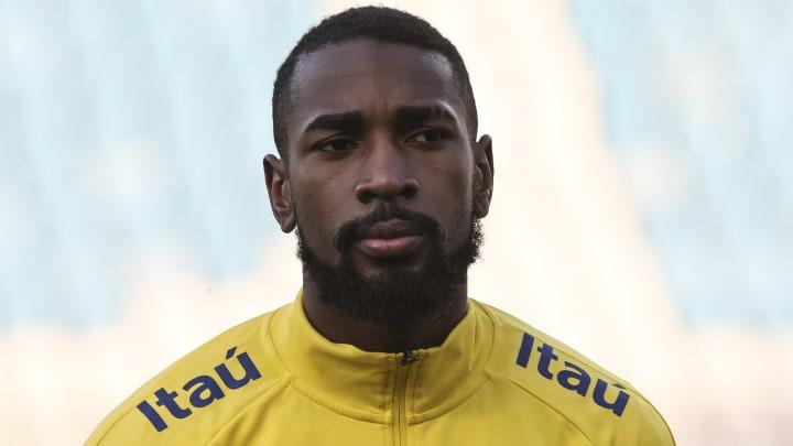 Gerson avec le Brésil U23.