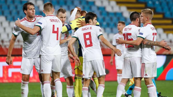 Die Magyaren wollen zum zweiten mal in Folge in eine EM-Endrunde