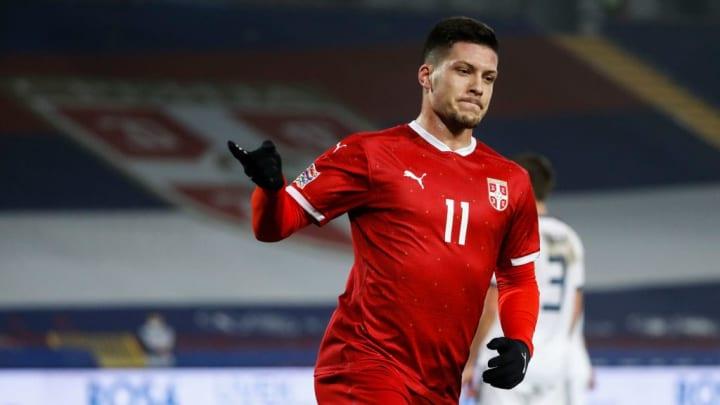 Serbia v Russia - UEFA Nations League