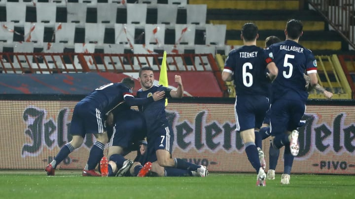Player Ratings as Scots Reach Euro 2020 on Penalties