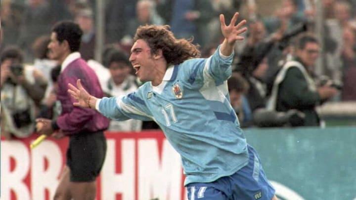 Sergio Martinez Uruguai Brasil Copa América