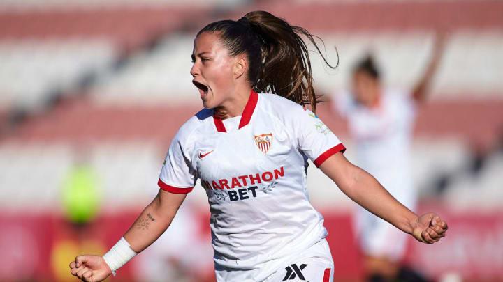 Sevilla CF v UD Granadilla Tenerife - Primera División Femenina
