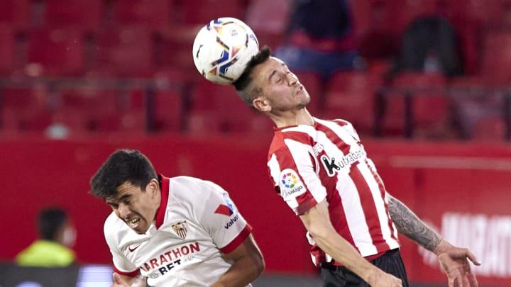 El Sevilla no puede con el Athletic