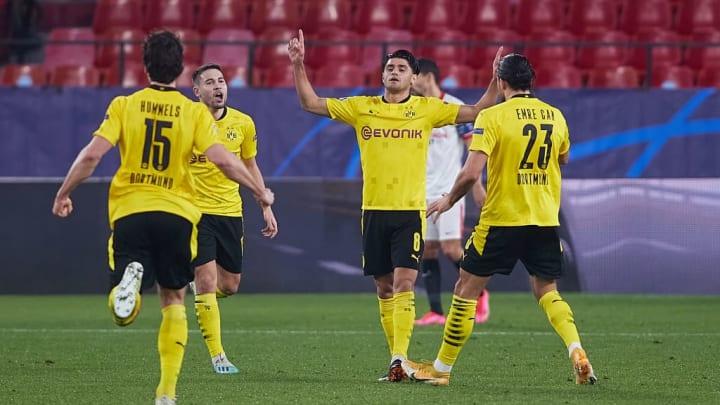 Sevilla FC vs Borussia Dortmund