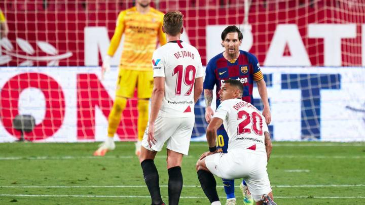 Jan-Lennard Struff, Diego Carlos Santos Silva, Lionel Messi
