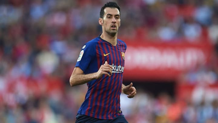 Born in Catalonia, Sergio Busquets was a product of Barcelona's famed youth system