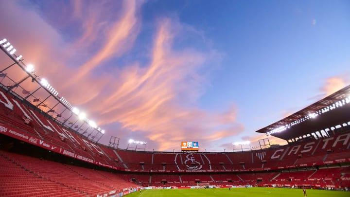 Sevilla FC v Levante UD - La Liga Santander