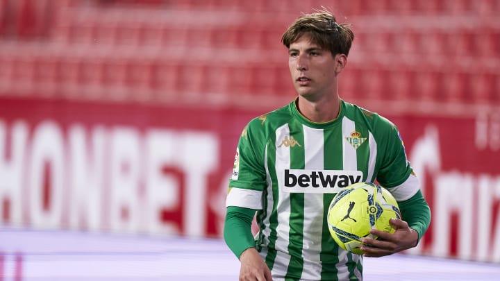 Juan Miranda macht in seiner Heimat Sevilla einen guten Job