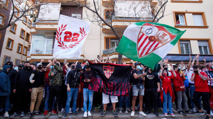 Sevilla FC v Real Betis - La Liga Santander