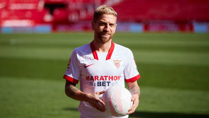 Sevilla sign Alejandro Papu Gomez