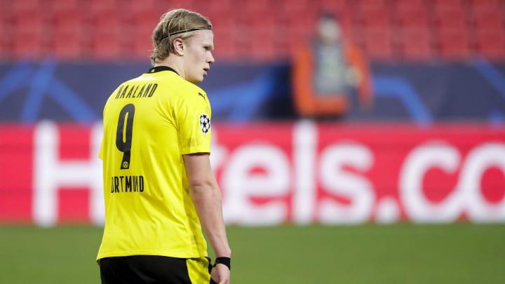 Sevilla v Borussia Dortmund - UEFA Champions League