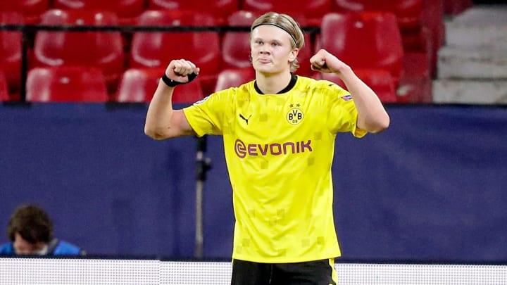 Erling Haaland is already a world class striker at 20